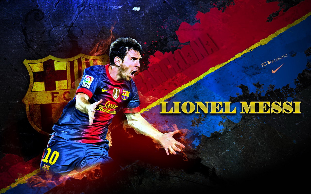 Leo Messi Art Wallpaper for Android   Android Live Wallpaper Download 1280x800