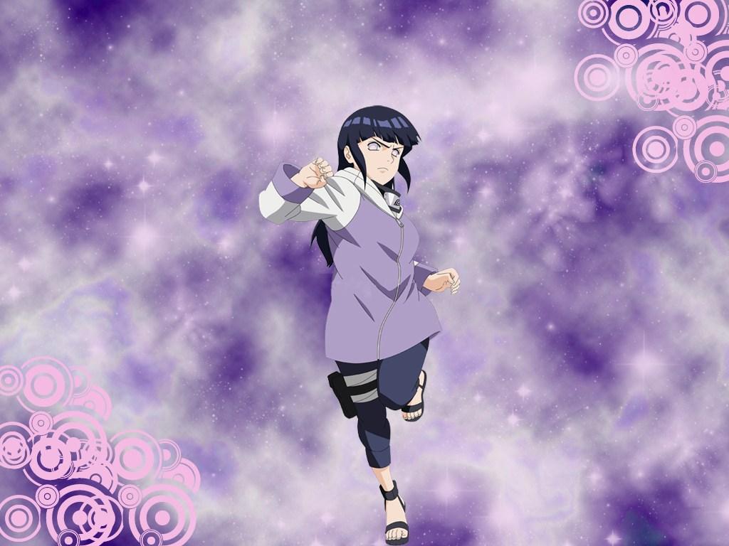 Hinata Naruto Shippuden 1024x768