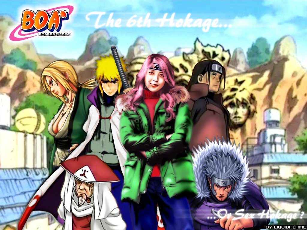 Cool Naruto Wallpapers   All Wallpapers New 1024x768