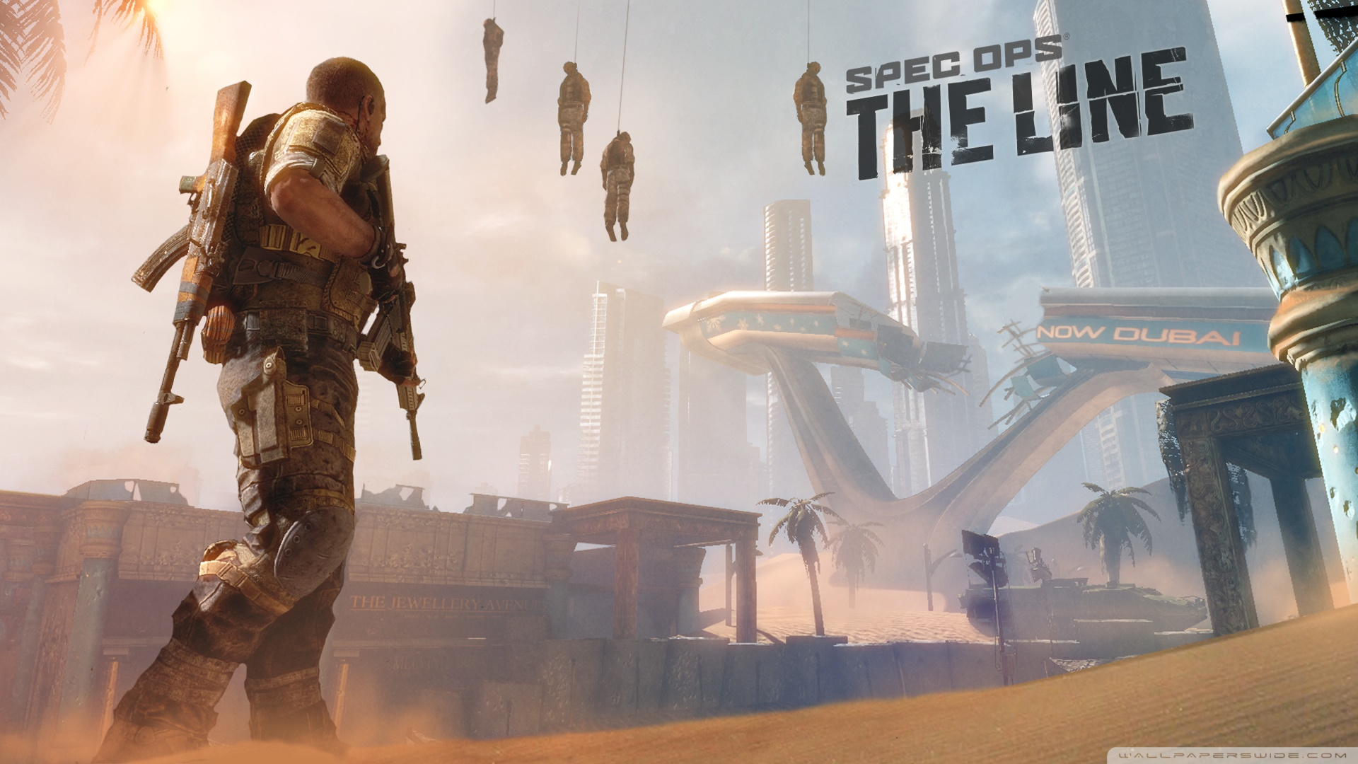 Spec Ops The Line HD Wallpaper 4   1920 X 1080 stmednet 1920x1080
