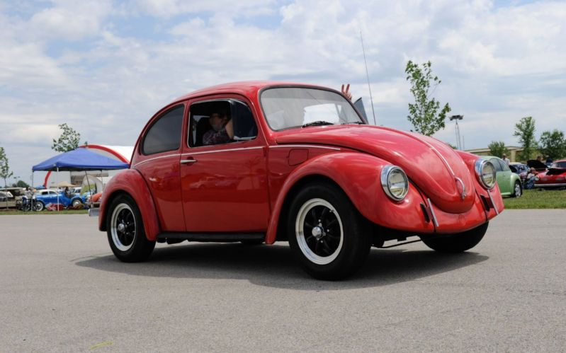 Funfest For Air Cooled Vw 2012 Red Bug Photo 11 799x499