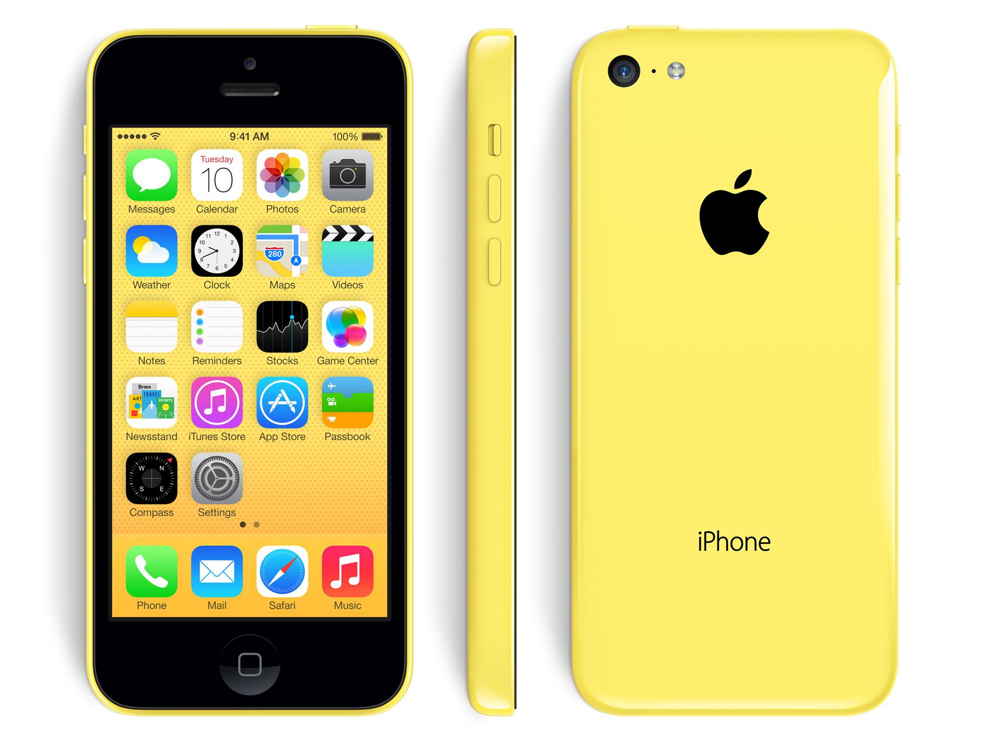 Iphone 5s Wallpapers Hd: IPhone 5S Original Wallpaper