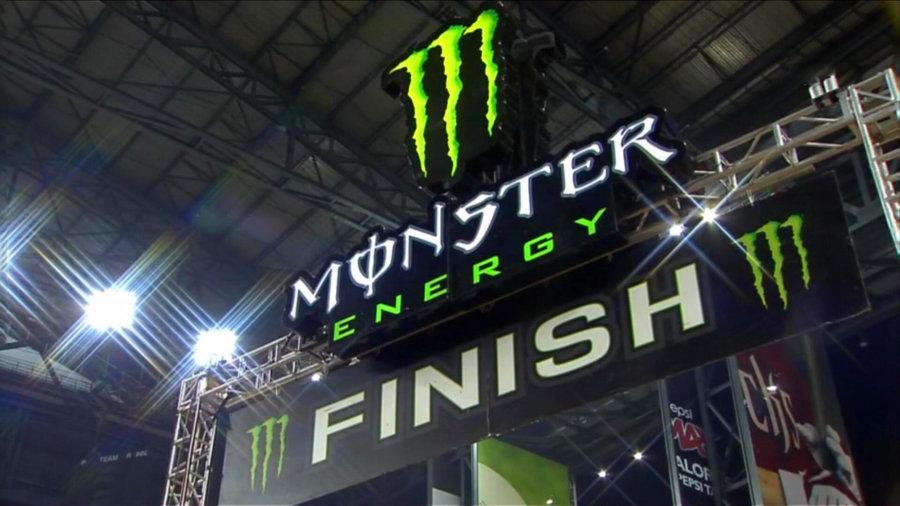 Monster Energy Supercross HD Wallpaper By DjReminis 900x506