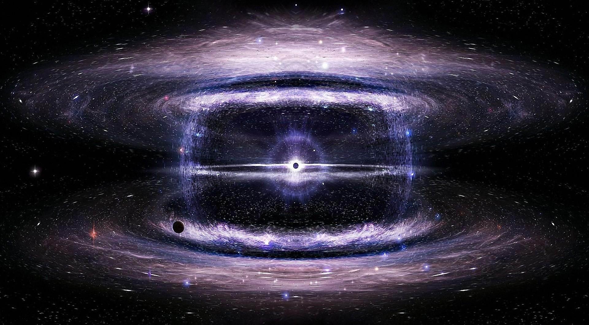 Black Hole Backgrounds 1920x1060