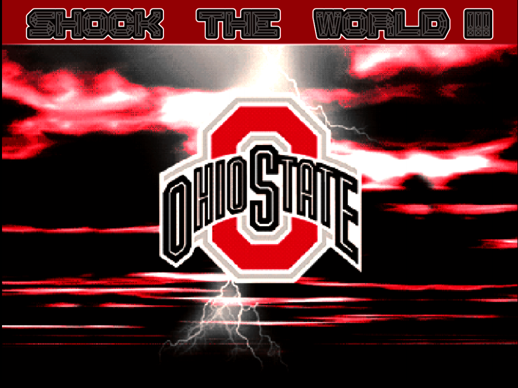 THE WORLD   Ohio State Football Wallpaper 24264998 1024x768