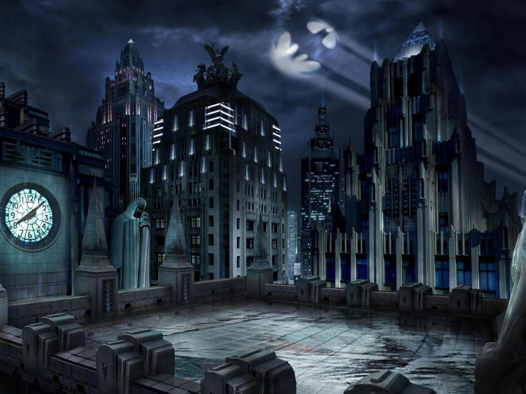 Images For Lego Gotham City Background Gotham city Gotham 1680x1260