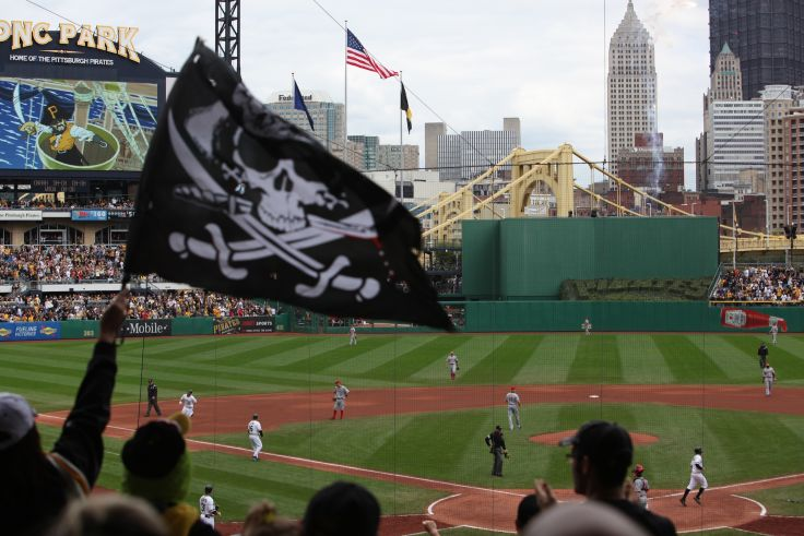 PITTSBURGH PIRATES baseball mlb gs wallpaper background 736x491