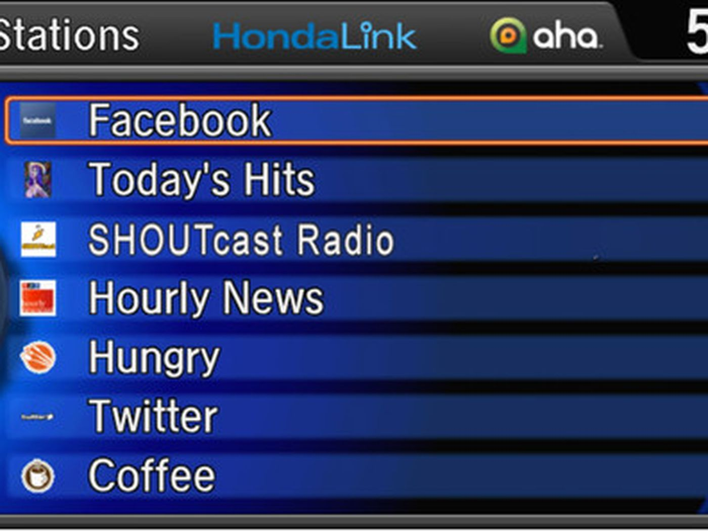 HondaLink brings Aha Radio powered audio content to Honda vehicles 1400x1050