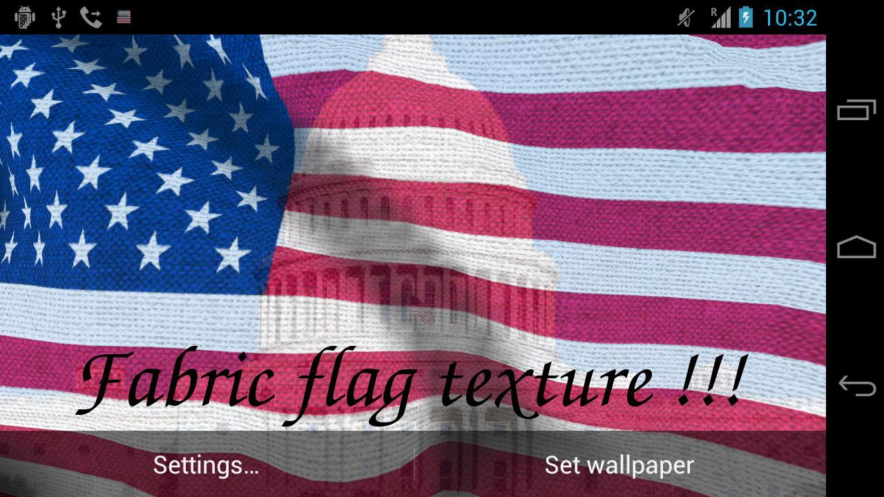 us flag live wallpaper a perfect live wallpaper for celebrating usa 1280x720