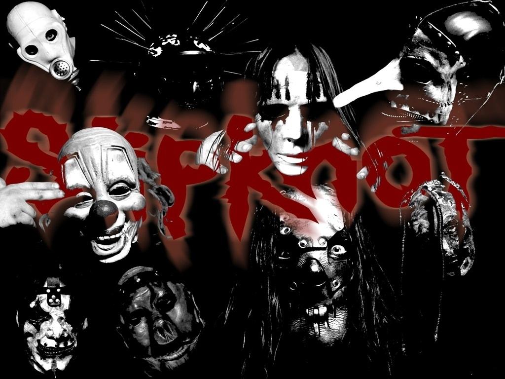 Slipknot Awesome Wallpaper Wallpaper 1024x768