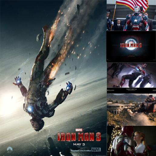 Iron Man 3 HD Wallpaper 2013 Movie Scene   Vector Icon Wallpaper 515x515