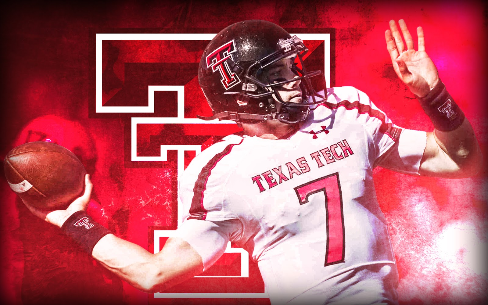 Texas Tech Red Raiders 1600x1000