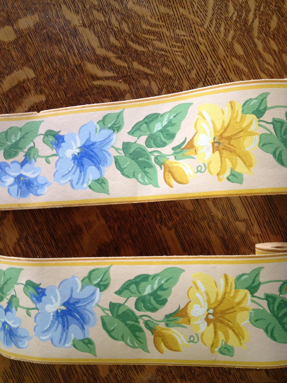 Free Download Foot Rolls Of Dex Vintage Wallpaper Border From