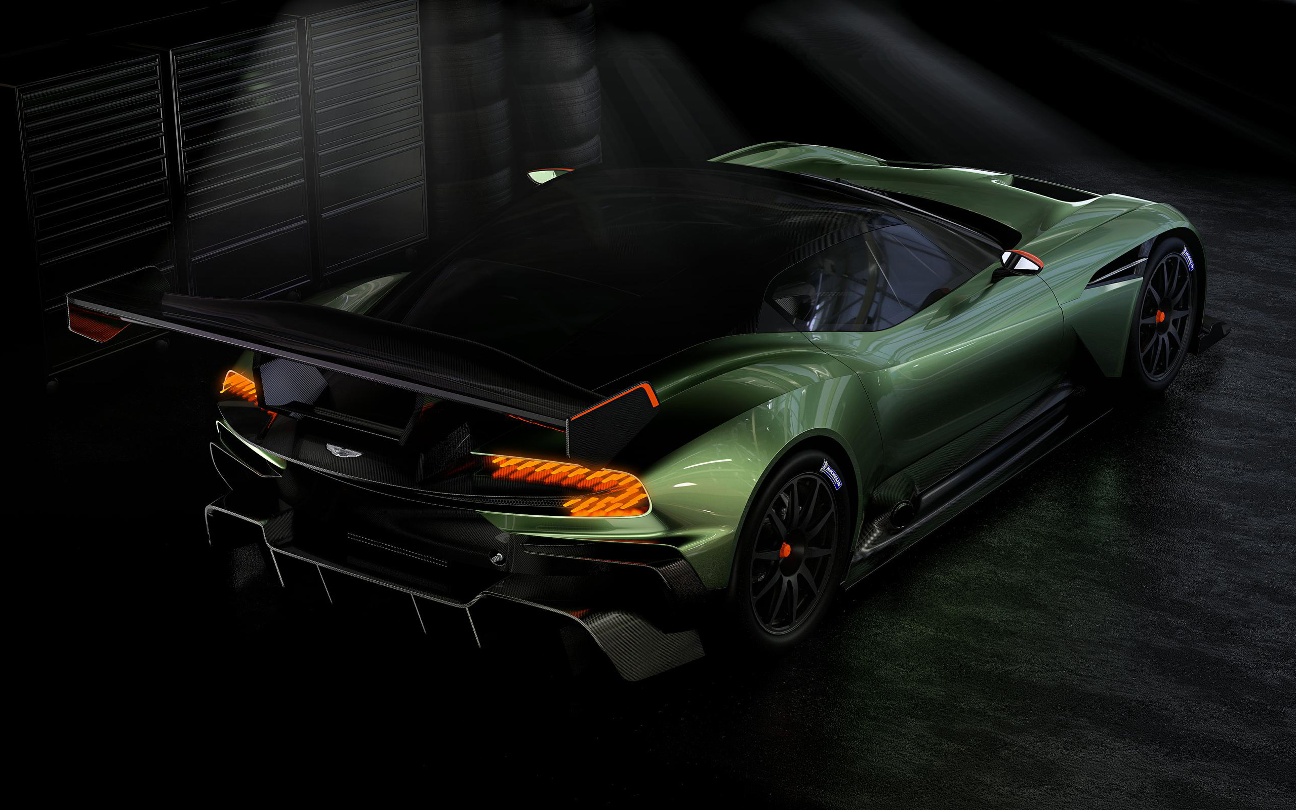 Aston Martin Vulcan 2015 HD Wallpaper 2560x1600