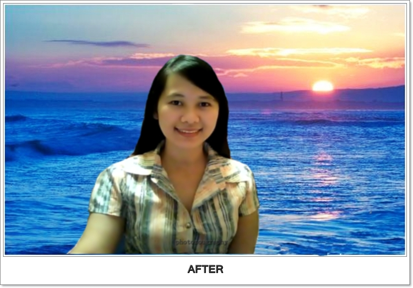 How to change the background of your photos in Gimp 820x572