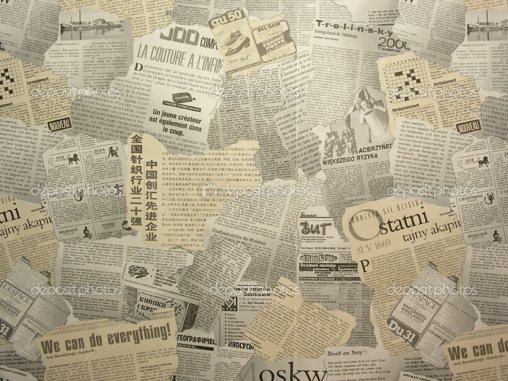 newspaper as wallpaper wallpapersafari