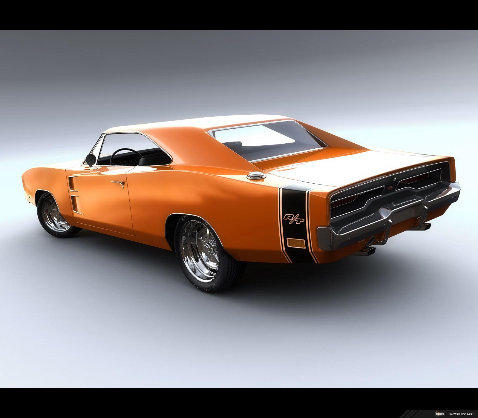 69 Dodge Charger Wallpaper