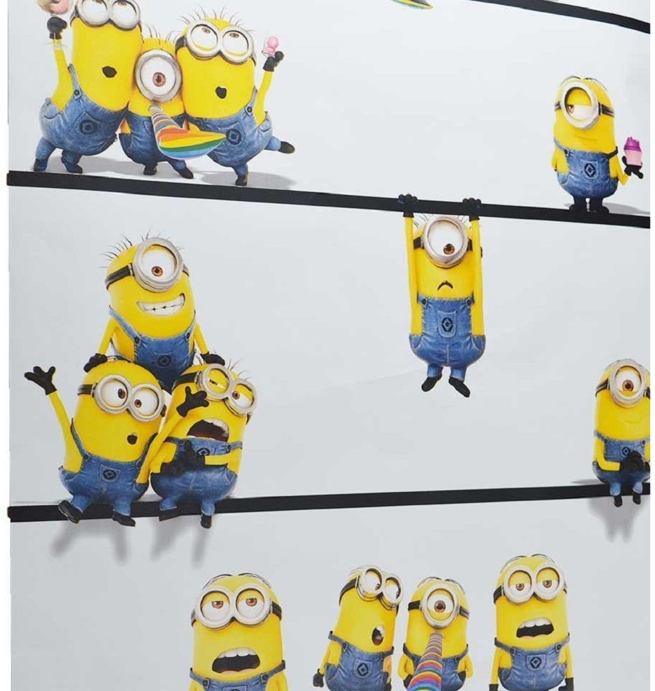 Despicable Me Official Minions   Kids Room   Decoration   Wallpaper 949x1000