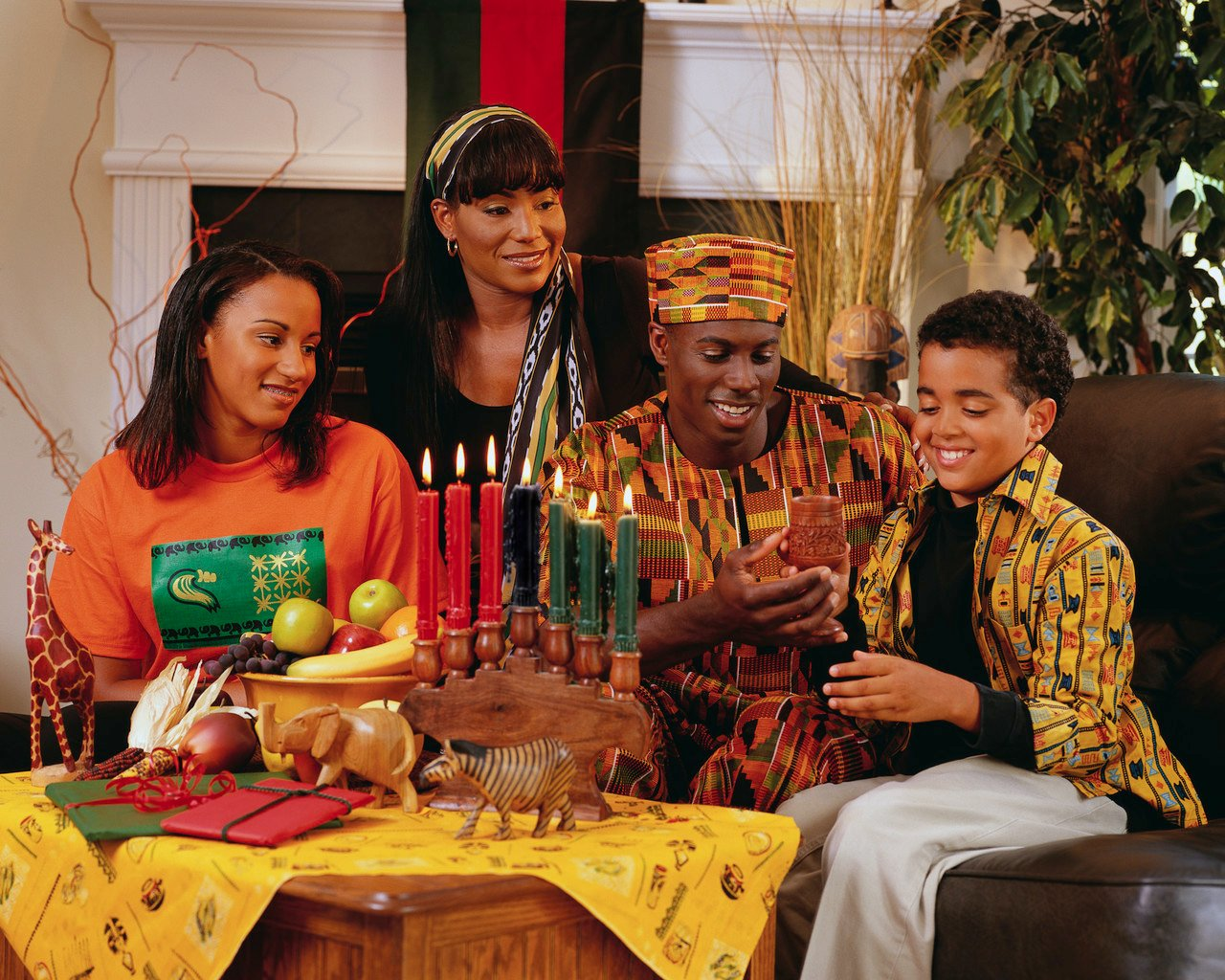 Kwanzaa Photos Group with 32 items 1280x1024