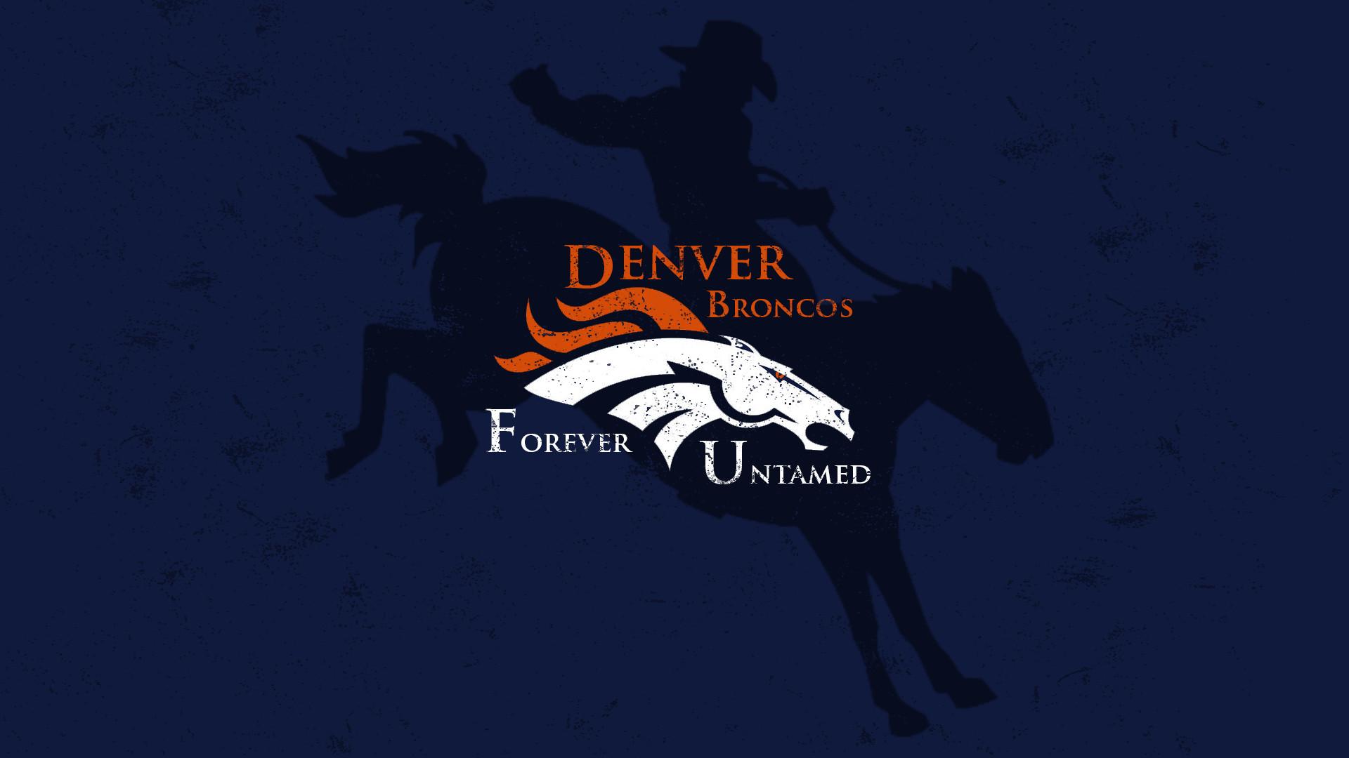Denver broncos desktop wallpaper wallpapersafari denver broncos football logo hd desktop wallpaper 1920x1080 voltagebd Gallery