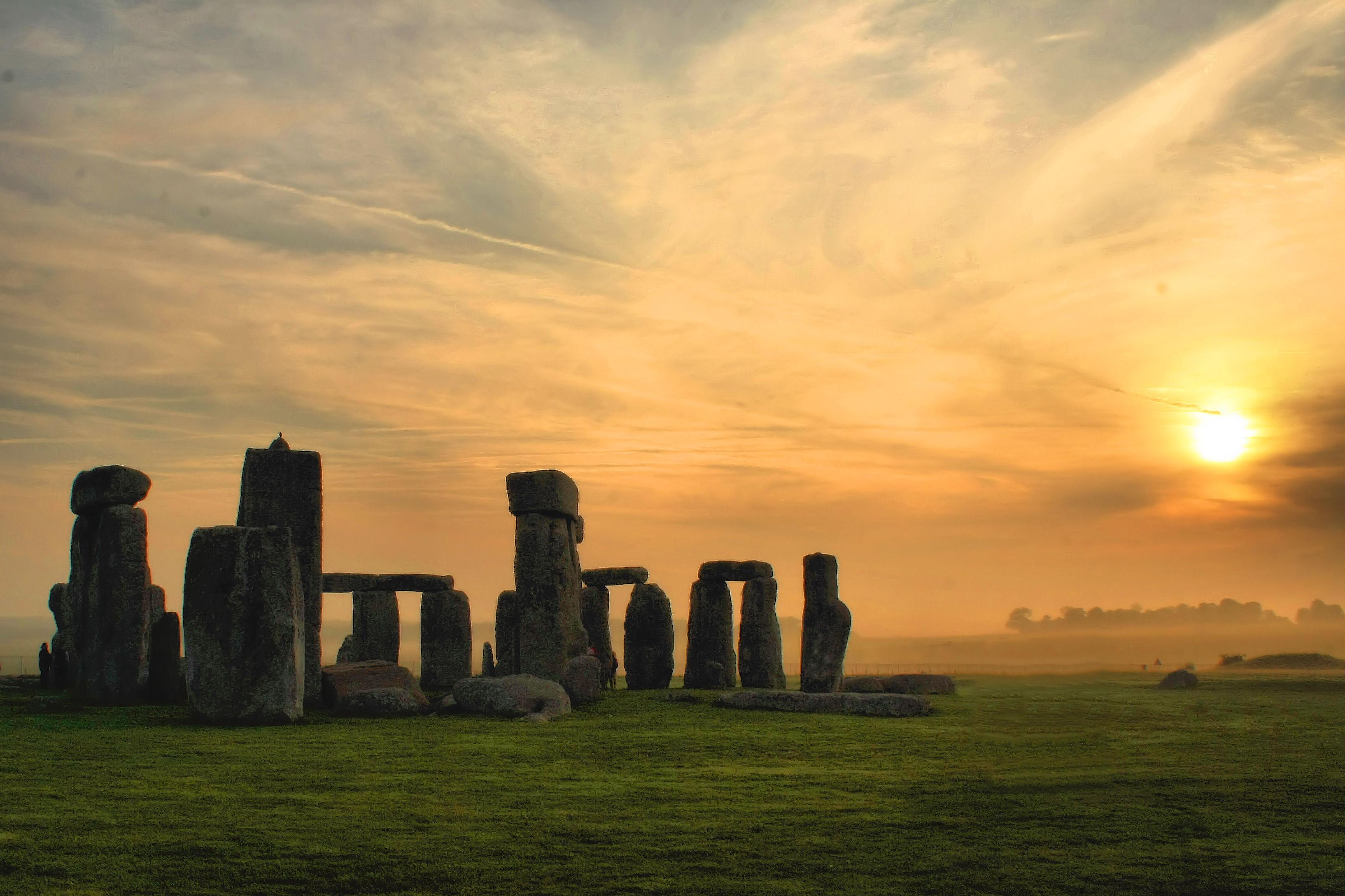 Stonehenge Wallpapers HD 7772NZO   4USkY 3267x2178