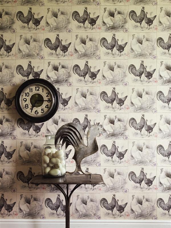 Chicken Run wallpaper from Linwood 75 per roll 600x800