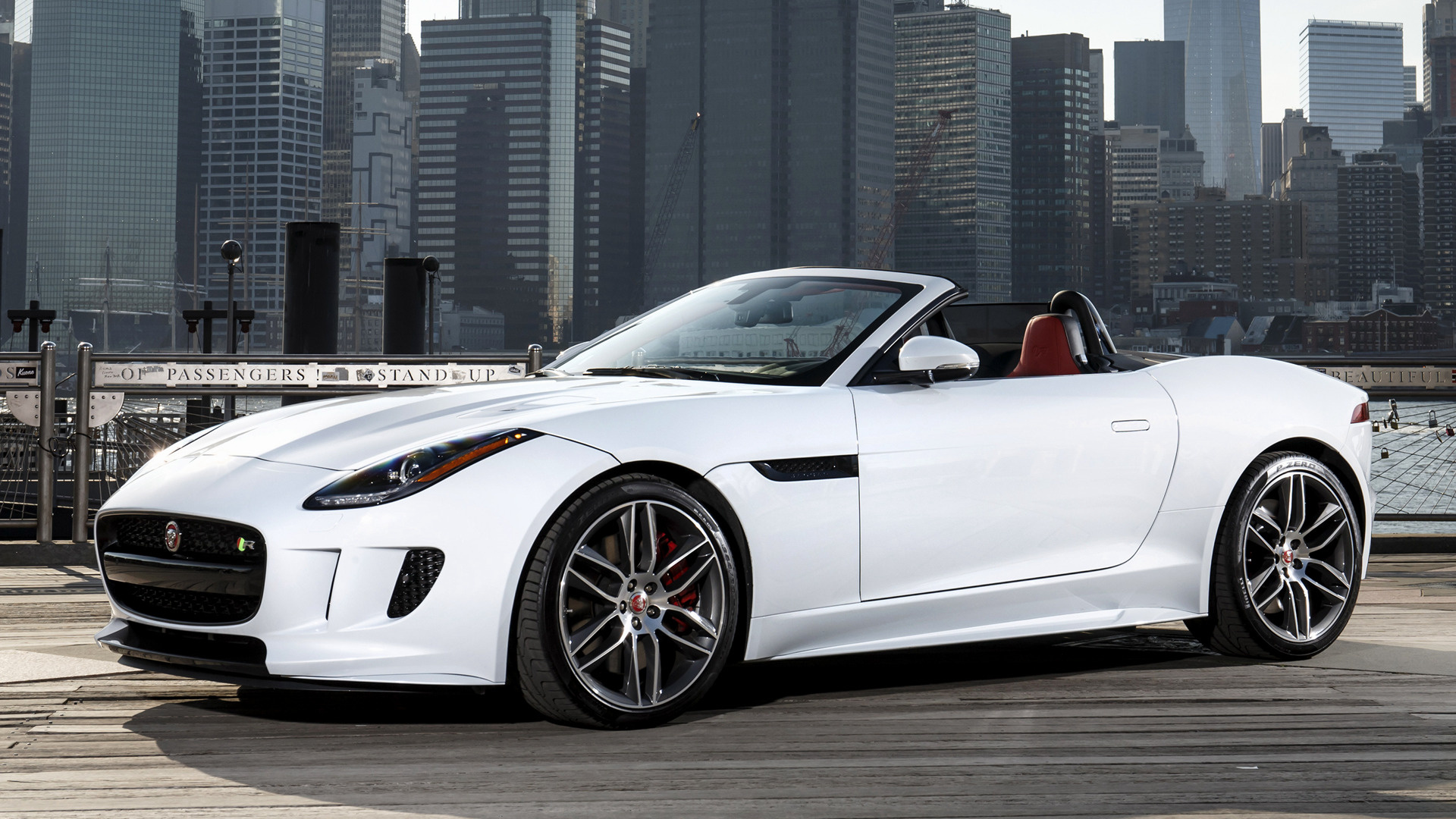 Free Download 2016 Jaguar F Type R Us Wallpapers And Hd Images Car
