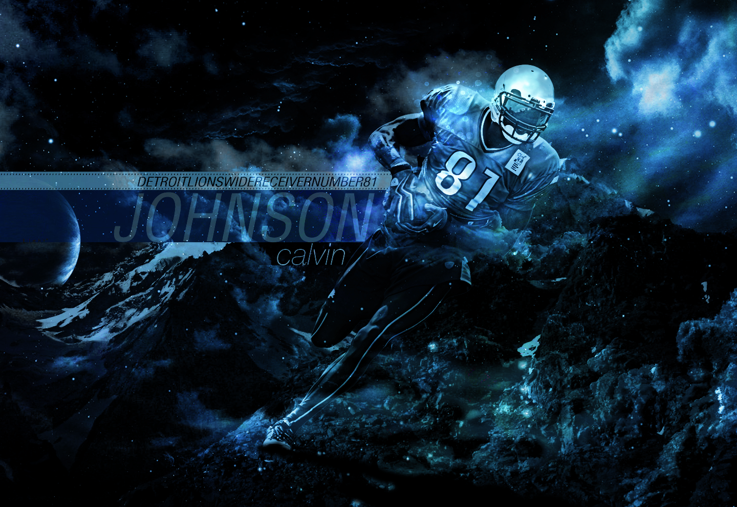 Calvin Johnson Megatron Logo Wallpaper | www.imgkid.com ...