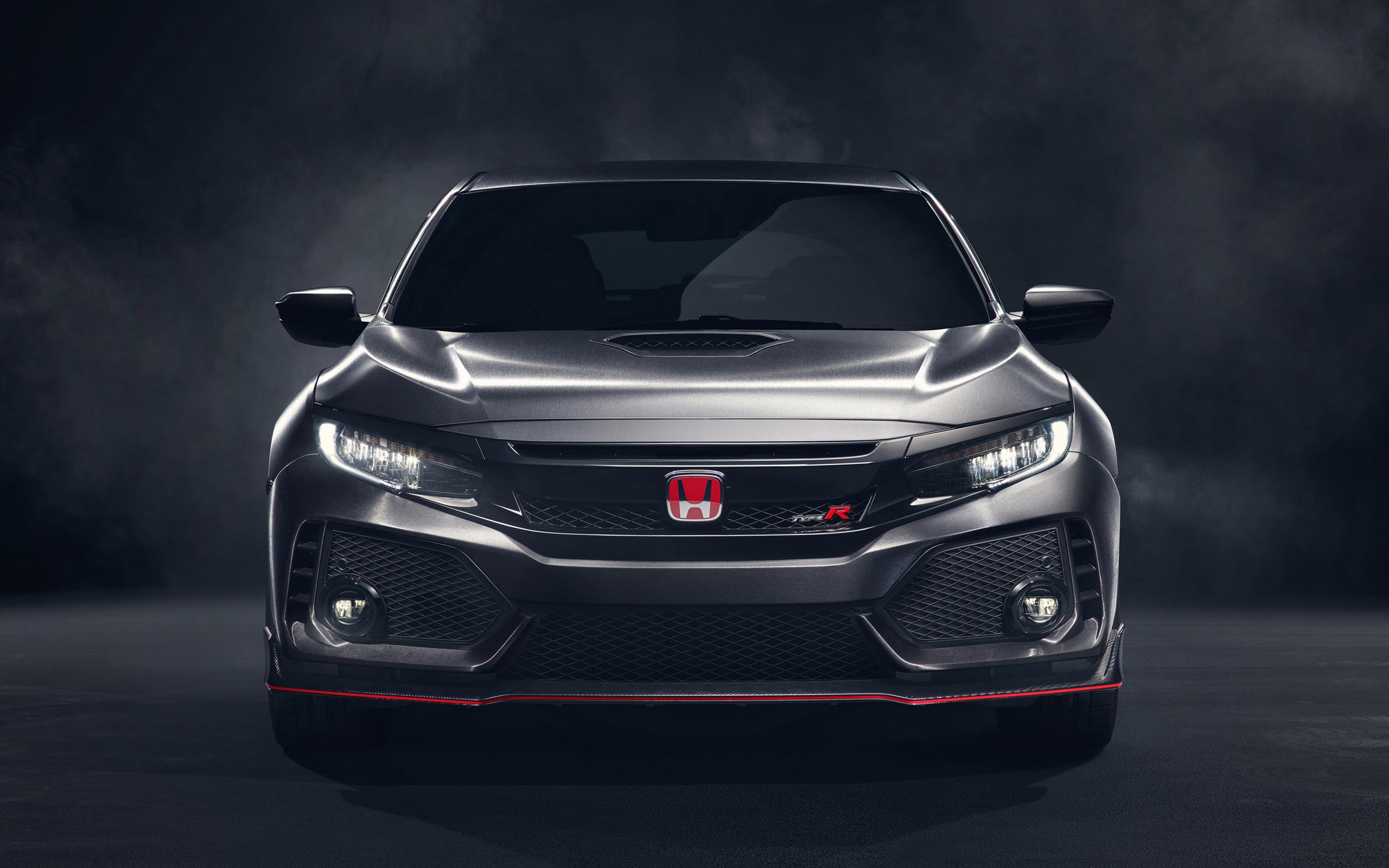 2017 Honda Civic Type R Wallpaper HD Car Wallpapers 2560x1600