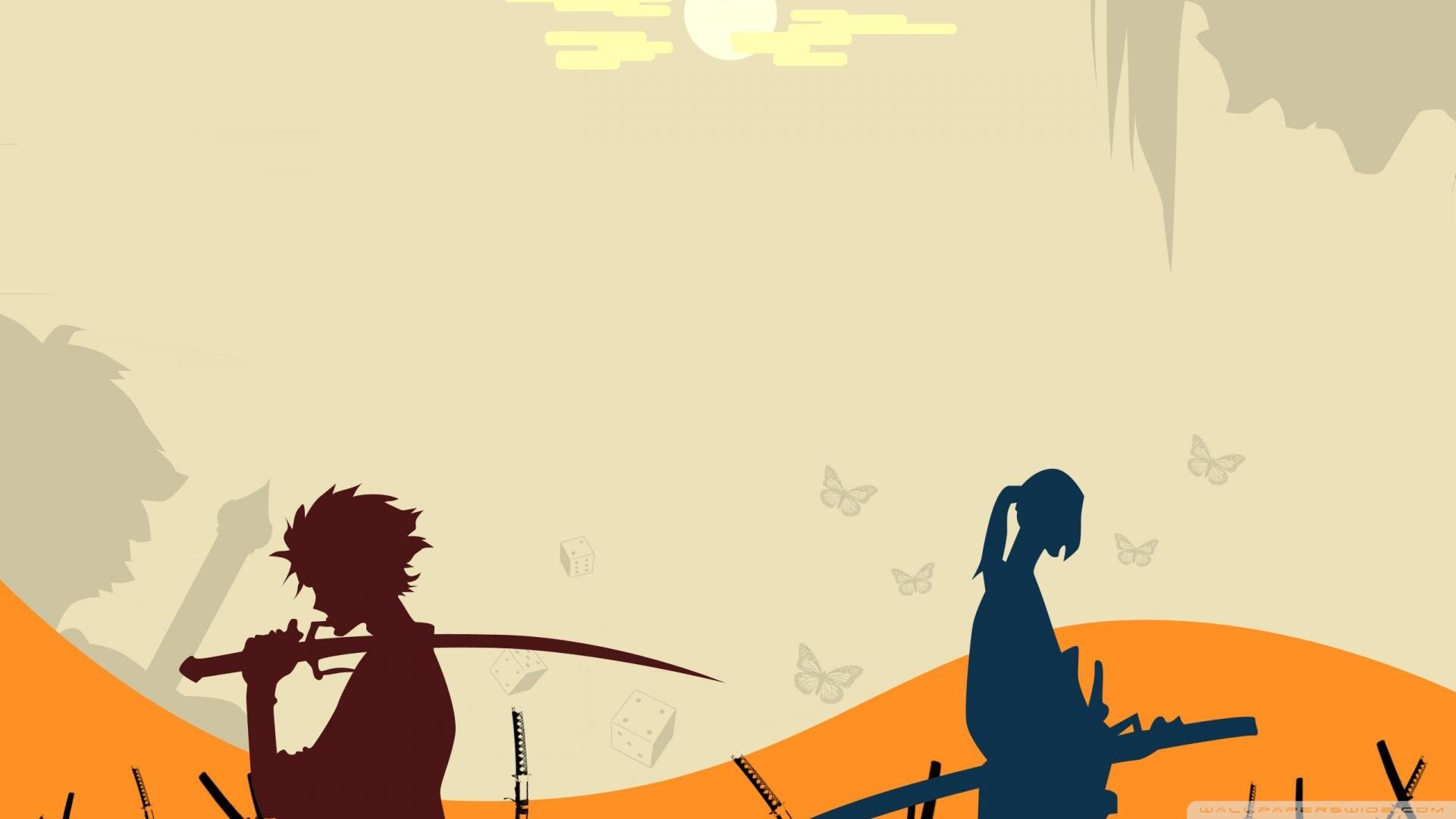 Samurai Champloo Wallpaper 1920x1080 Samurai Champloo 1920x1080