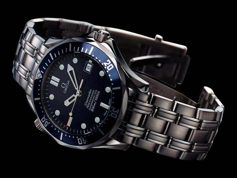 Omega Seamaster 007 Watch Wallpaper 800x601