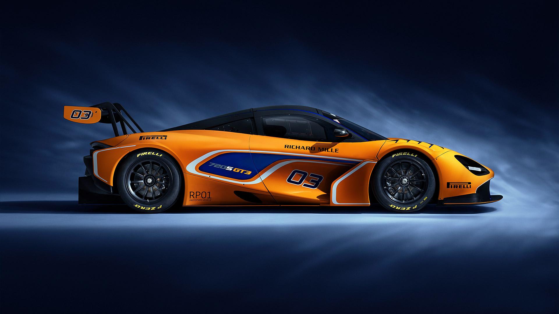 2019 McLaren 720S GT3 Wallpapers Specs Videos   4K HD   WSupercars 1920x1080