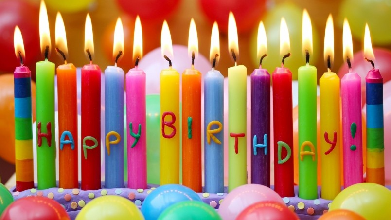 Free Download Happy Birthday Candles Hd Wallpaper Wallpaperfx 804x452 For Your Desktop Mobile Tablet Explore 49 Animated Happy Birthday Wallpapers Happy Birthday Wallpaper Images Happy Birthday Wallpaper Free Birthday Wallpaper Backgrounds