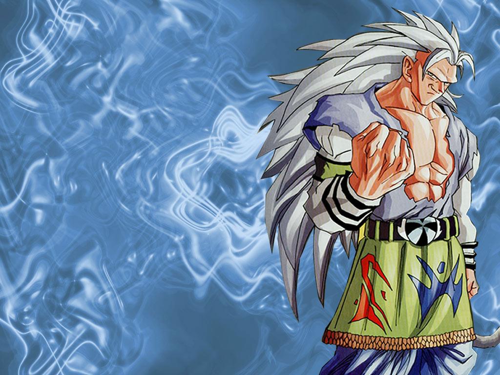 Goku and Vegeta Super Saiyan 5   Background and Wallpapers 1024x768