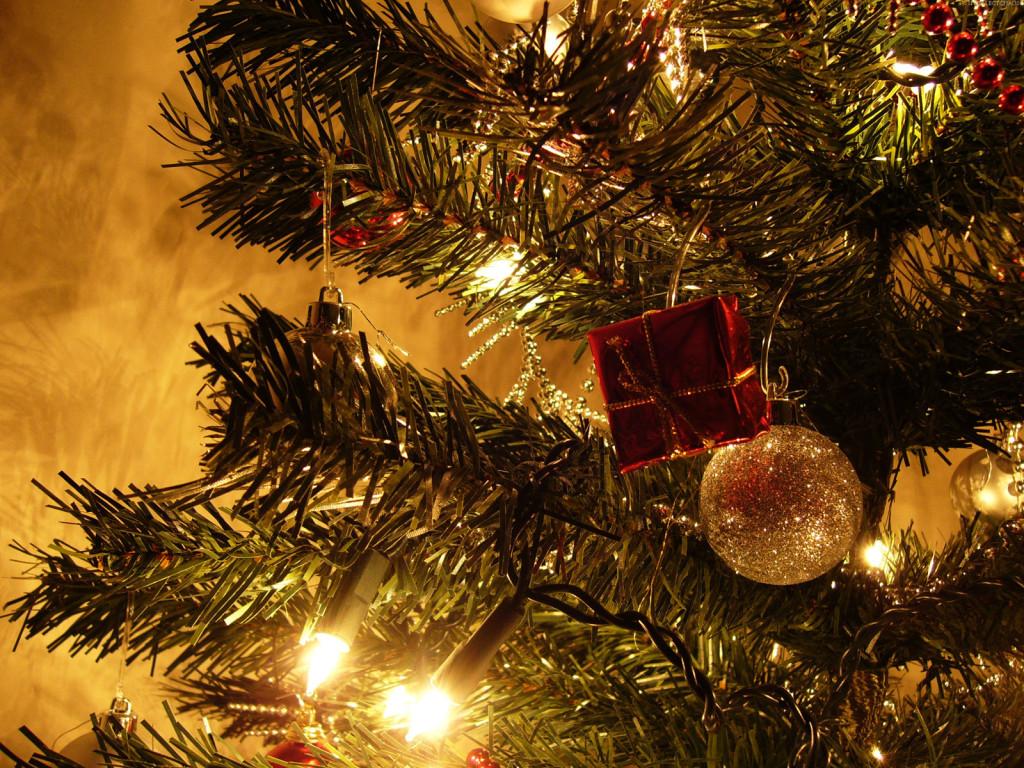 Christmas Tree Wallpapers   Download Christmas Tree Wallpapers   Pc 1024x768