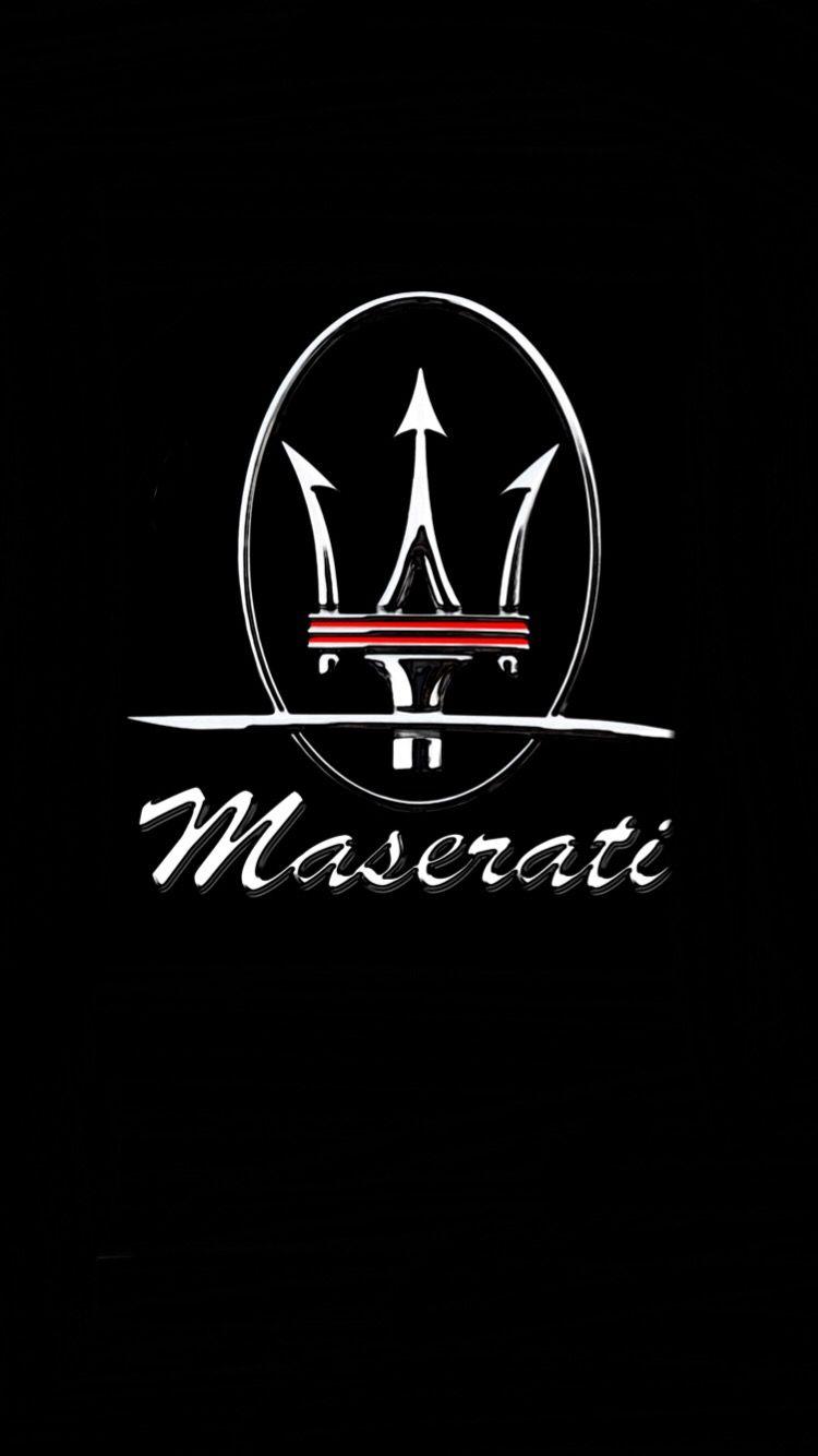 maserati maserati logo Car brands logos Luxury car logos Maserati 750x1334