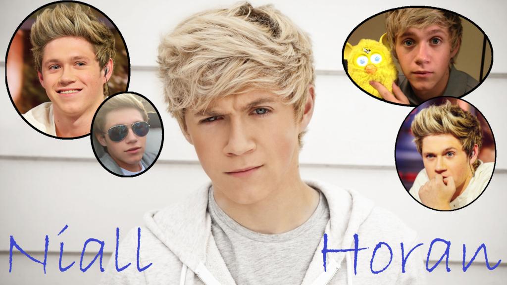 Niall Horan One Direction Desktop Background by BrandiPayne1120 on 1024x576