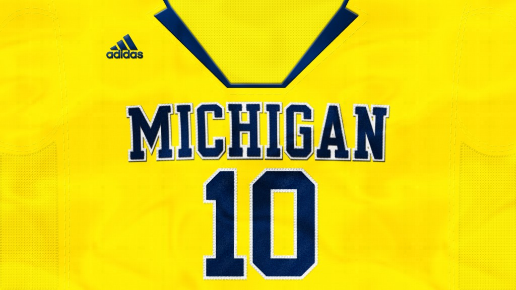 Michigan Wolverines Wallpaper 1024x576