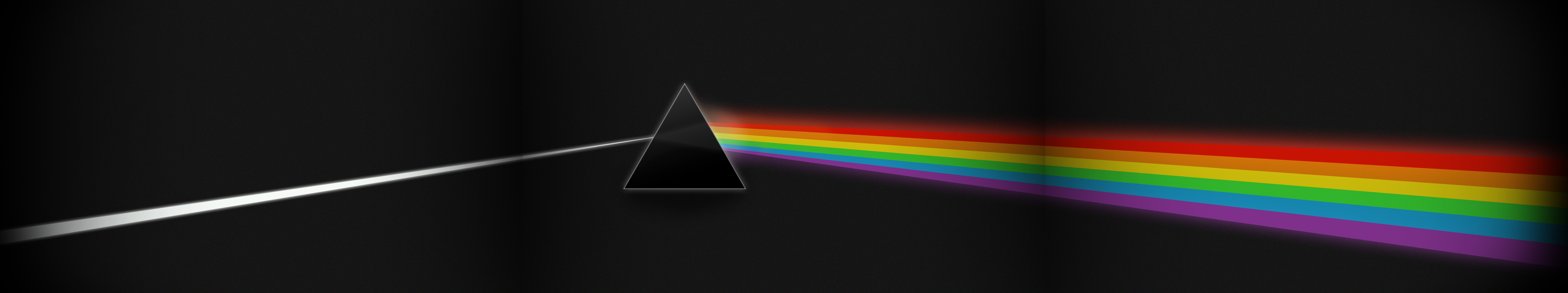Dark Side of the Moon   Triple Monitor Wallpaper by Dosycool on 5760x1080