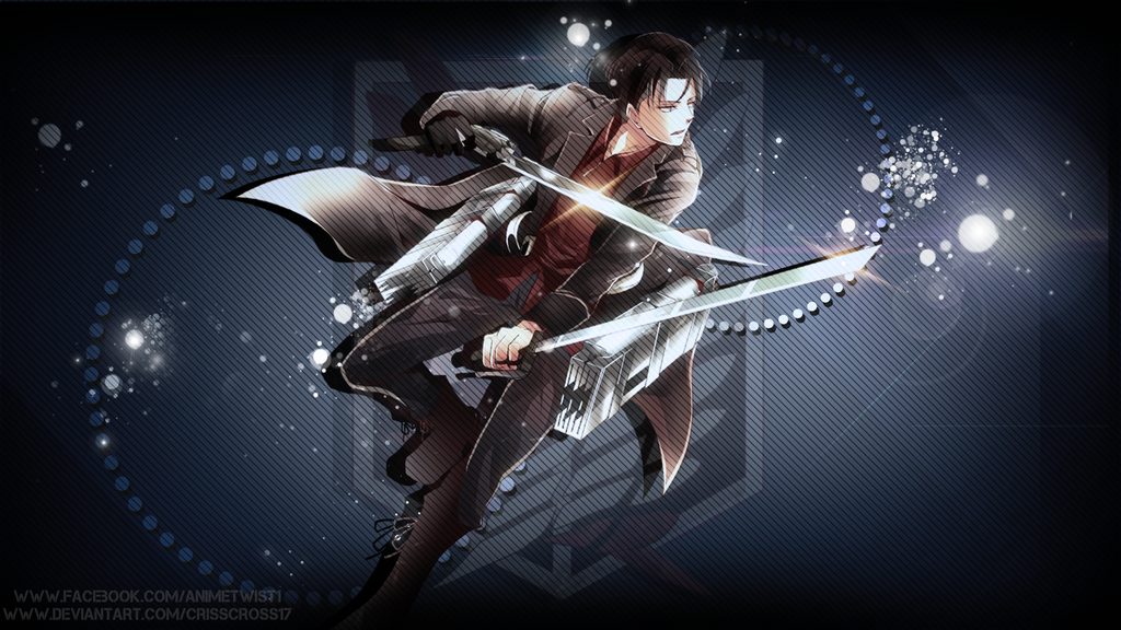 Levi Wallpaper Levi [shingeki no kyojin] 1024x576