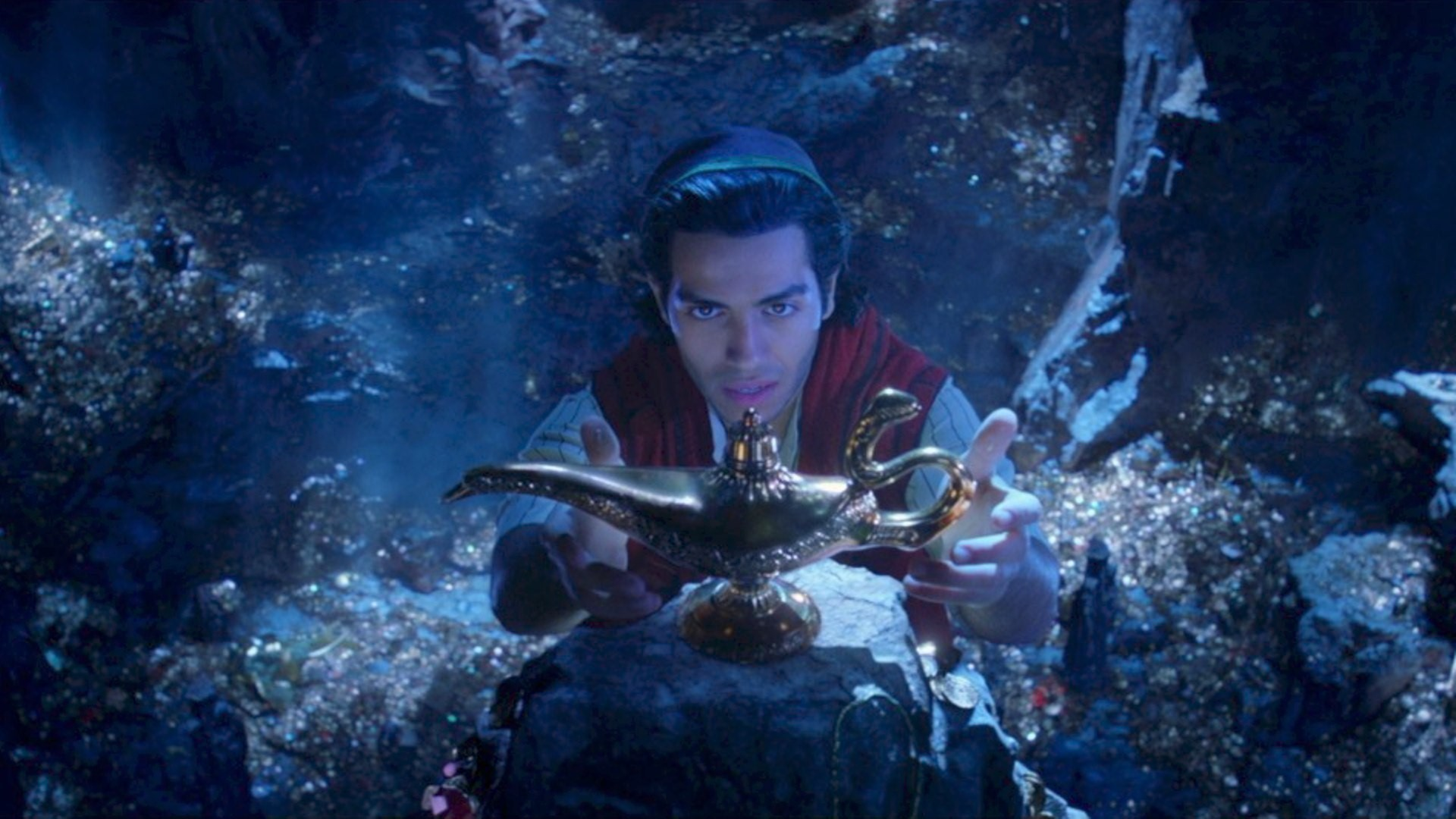 Mena Massoud as Aladdin in 2019 Film Aladdin HD Wallpapers 1920x1080