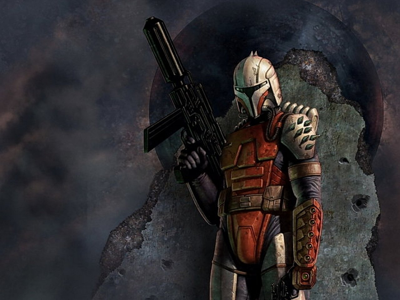 Mandalorian Merc Wallpaper and Background Image 1280x960 ID 1280x960
