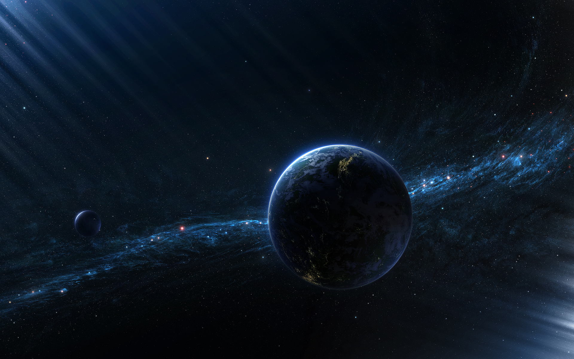 Planet Earth Wallpapers HD 1920x1200