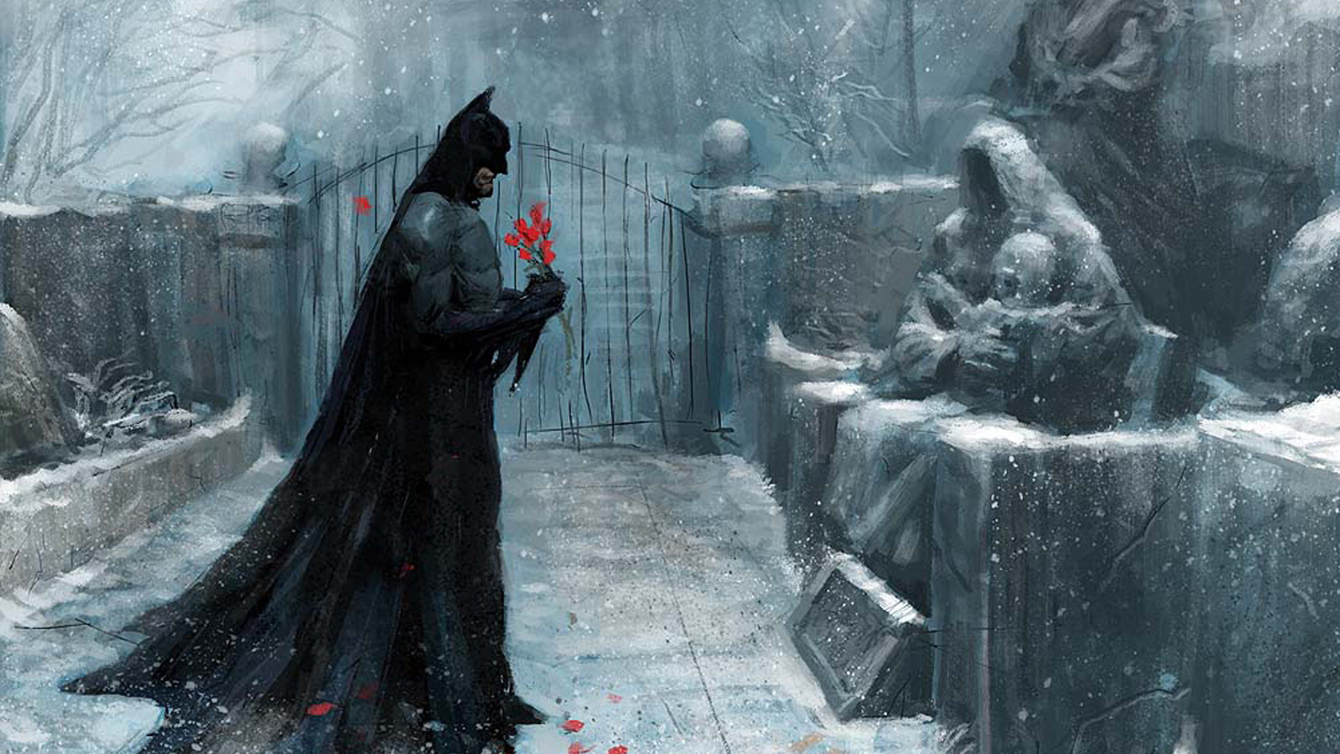 batman screensavers cemetary wallpaper wallpapers cemetarybatman 1920x1080