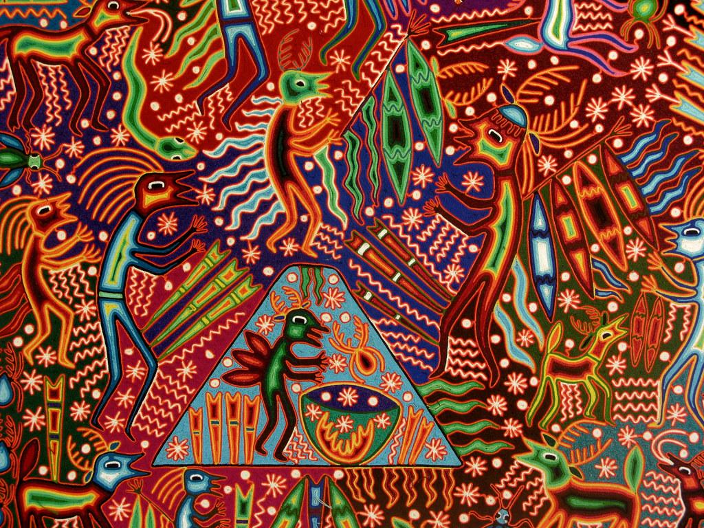 sueo huichol religin csmica jvcluis Flickr 1024x768