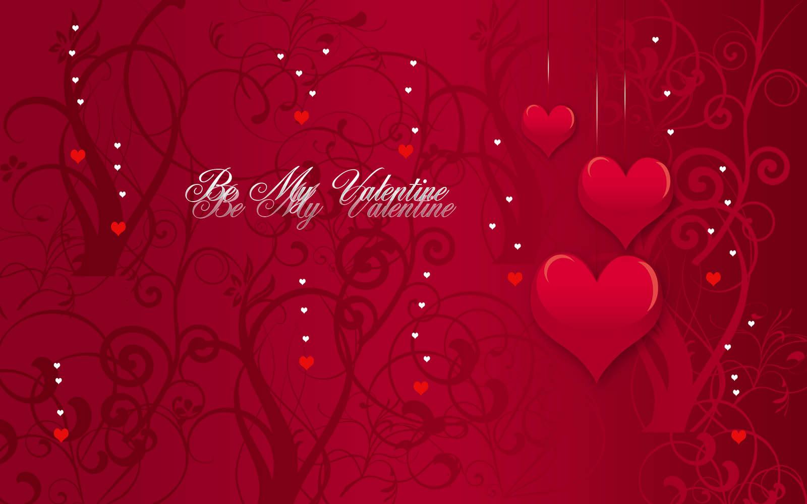 69] Valentine Desktop Wallpaper on WallpaperSafari 1600x1000