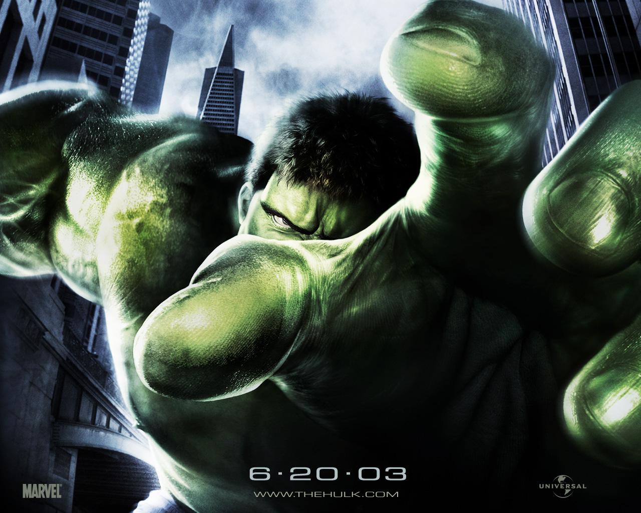 Hulk Wallpaper 1280x1024
