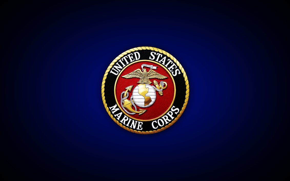 USMC United States Marine Corps Wallpaper by andrewlabrador on 1131x707