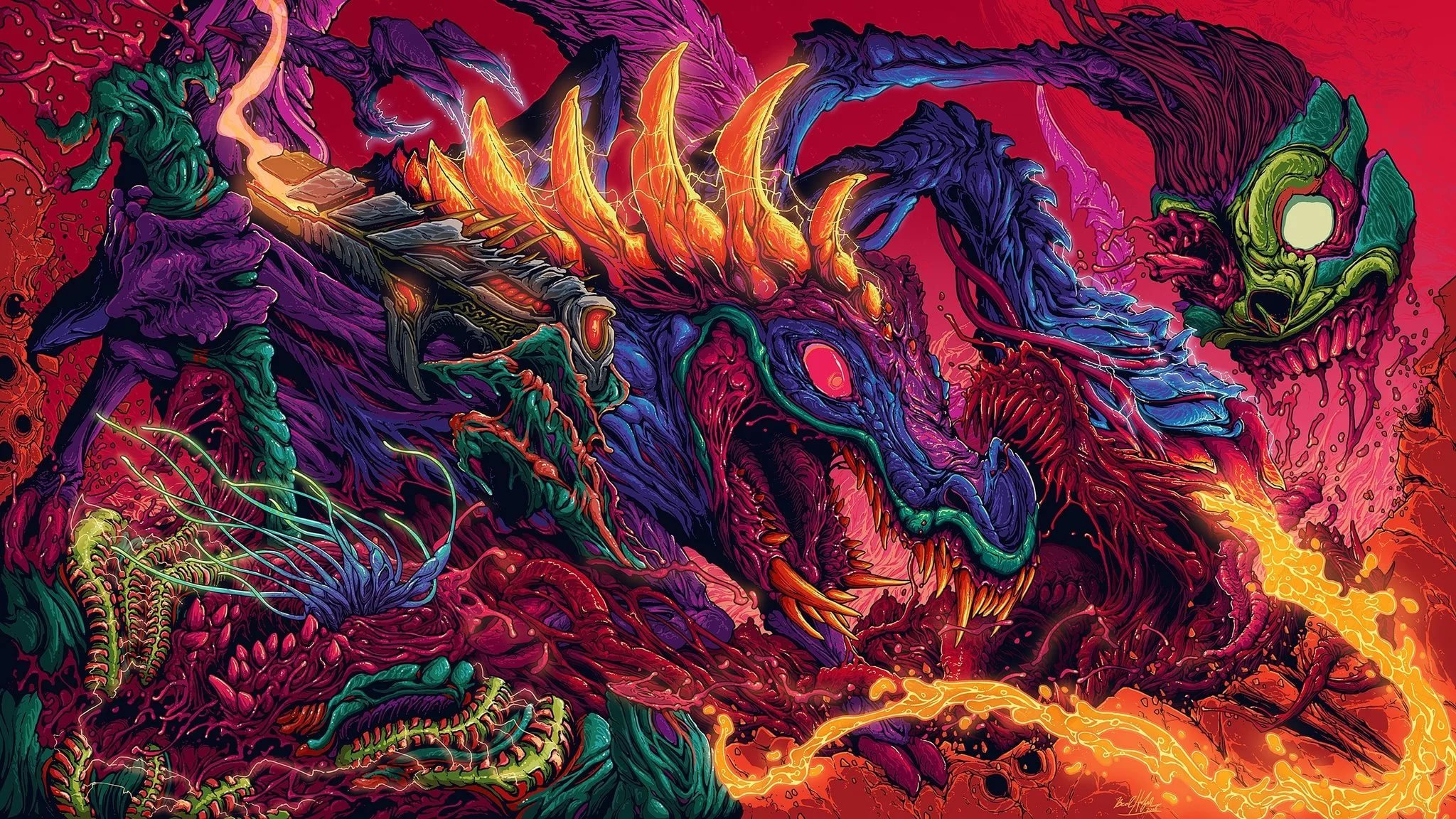 Hyper Beast Wallpapers Widescreen Images Photos Pictures 2048x1152