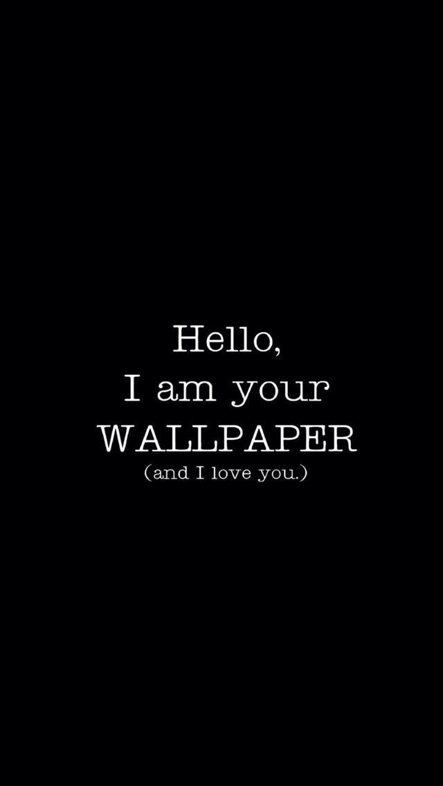funny ily love wallpaper   image 2633360 by patrisha on Favimcom 640x1136